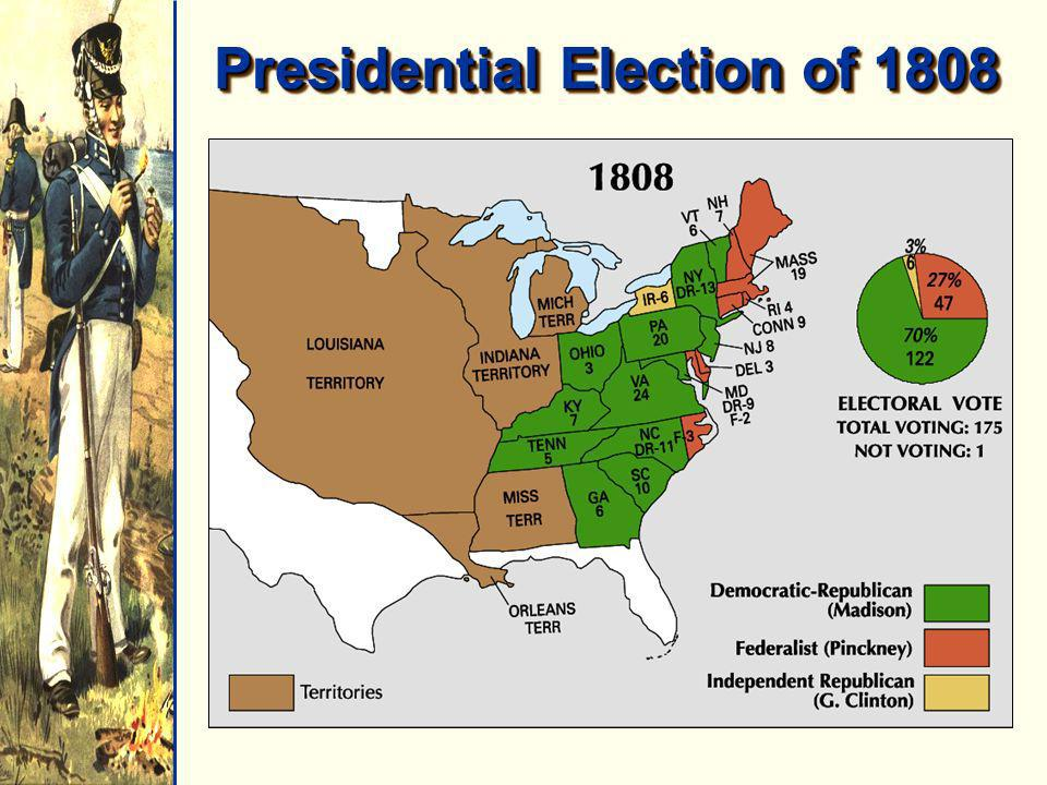 Presidential Election of 1808