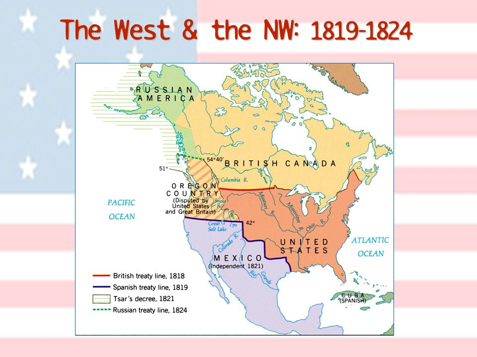 The West & the NW: