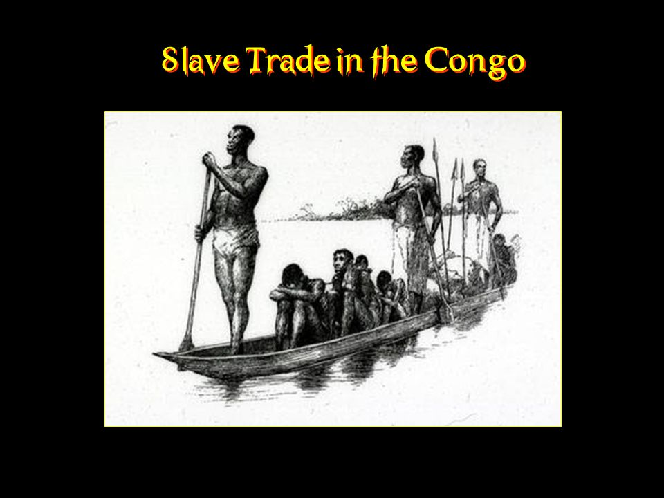 Slave Trade in the Congo