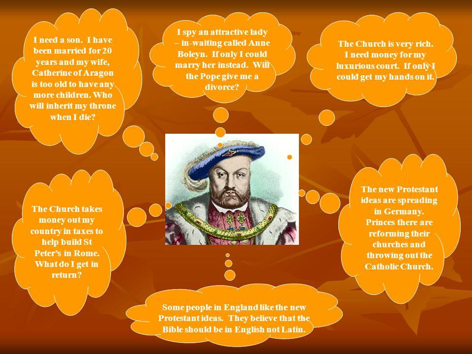 I spy an attractive lady – in-waiting called Anne Boleyn