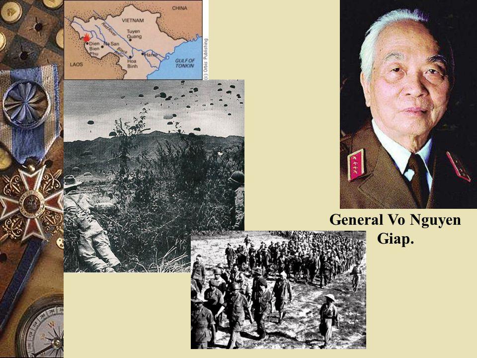 General Vo Nguyen Giap.