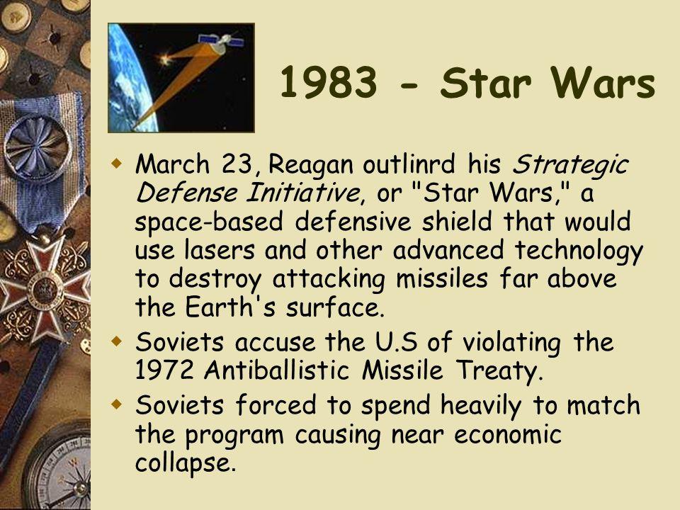 1983 - Star Wars
