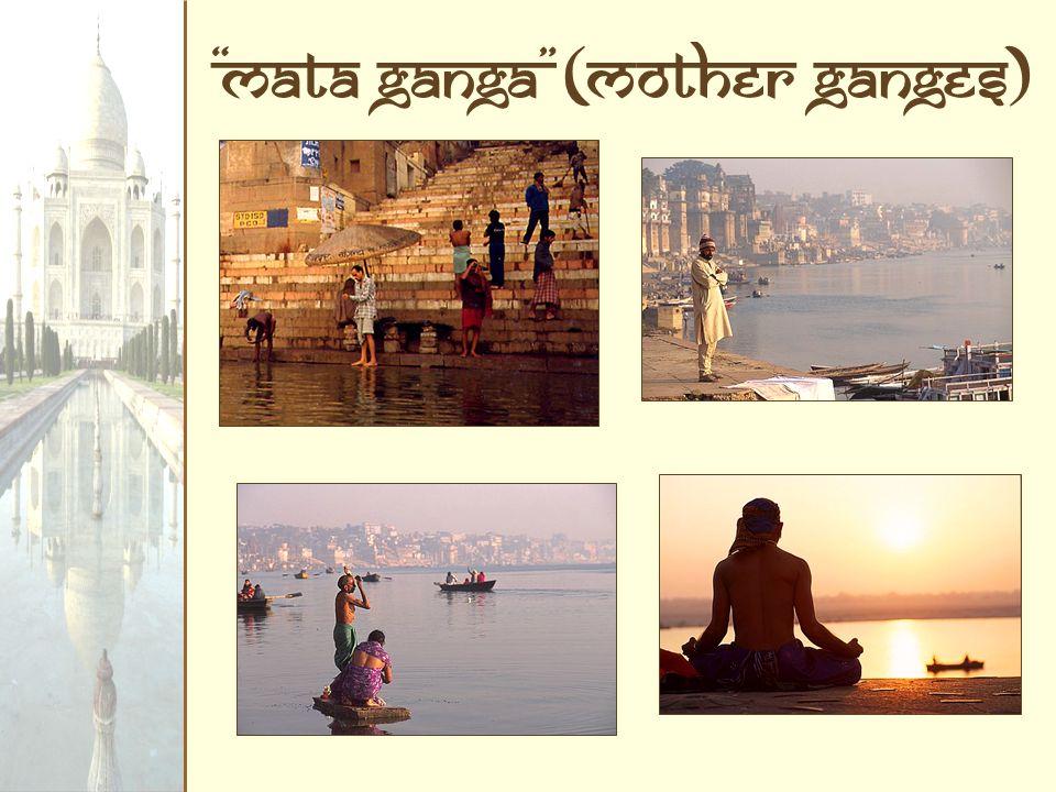 Mata Ganga (Mother Ganges)