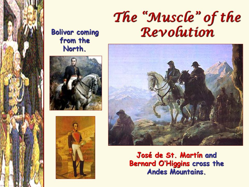 The Muscle of the Revolution