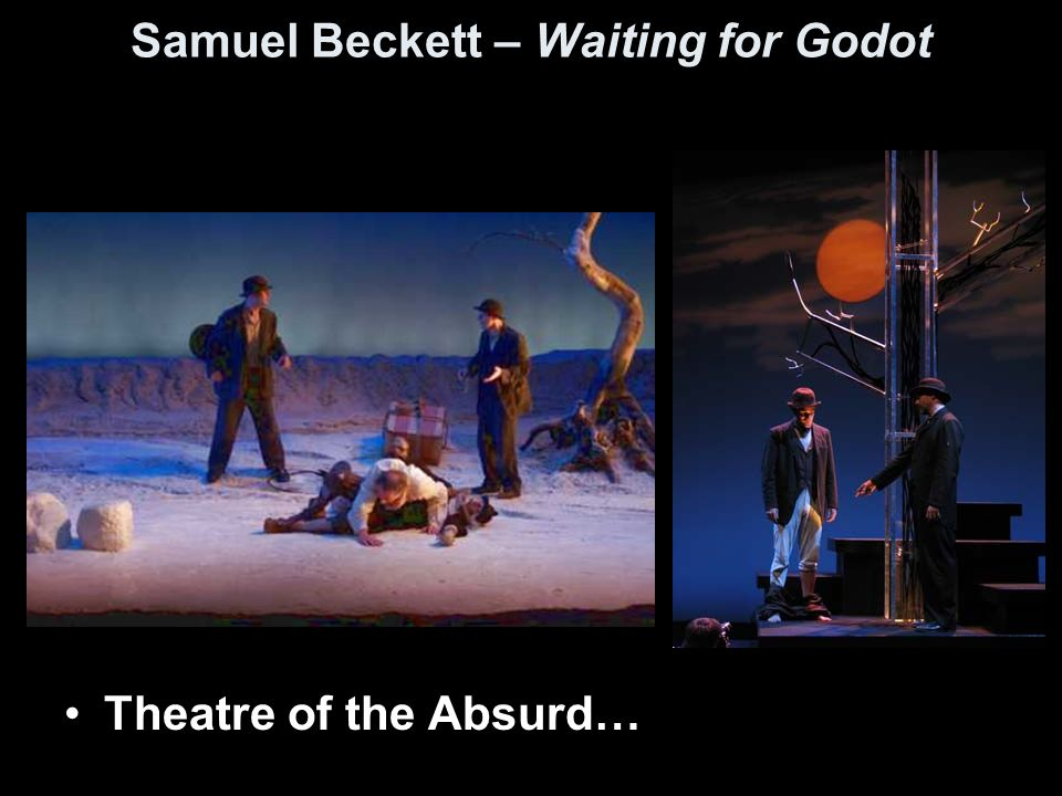 Samuel Beckett – Waiting for Godot