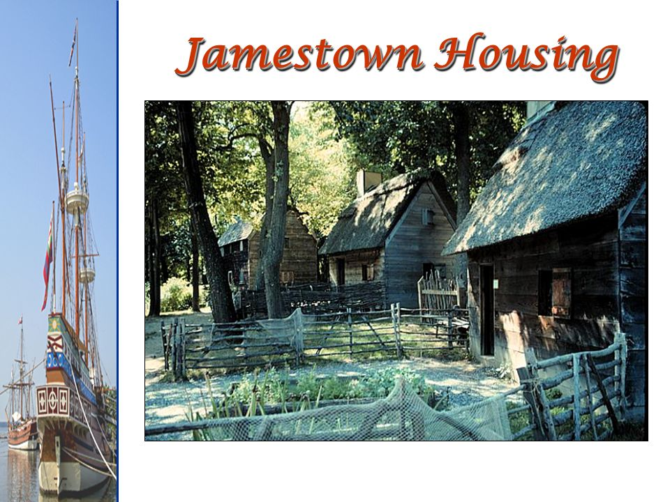 Jamestown Housing