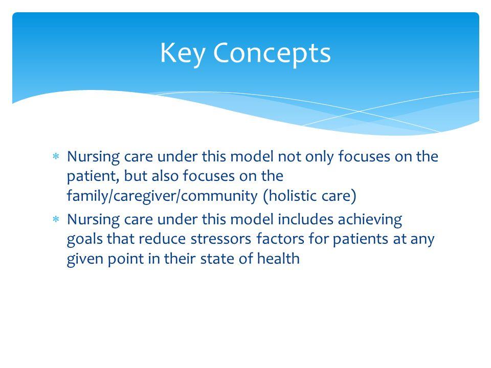 nursing conceptual model presentation