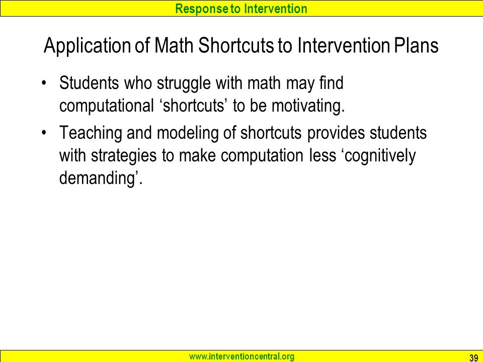 math worksheet : math skills an introduction jim wright  ppt download : Intervention Central Math Worksheet Generator