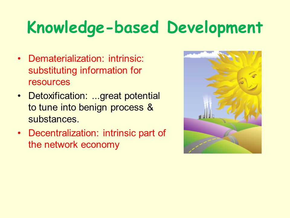 Knowledge-based Development