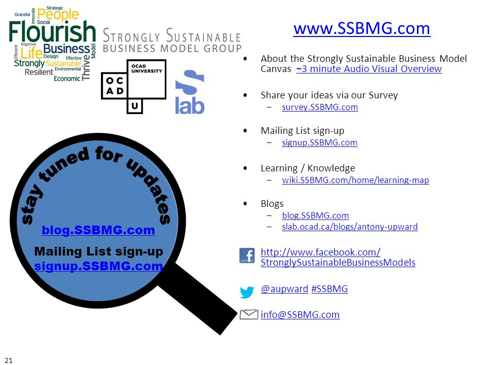 stay tuned for updates www.SSBMG.com blog.SSBMG.com signup.SSBMG.com