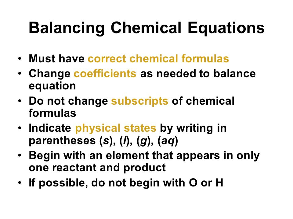 Balancing chemical equation worksheet pdf