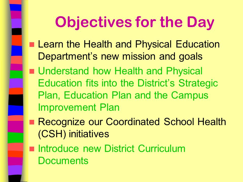 Welcome to the AISD Health Education and Physical ...