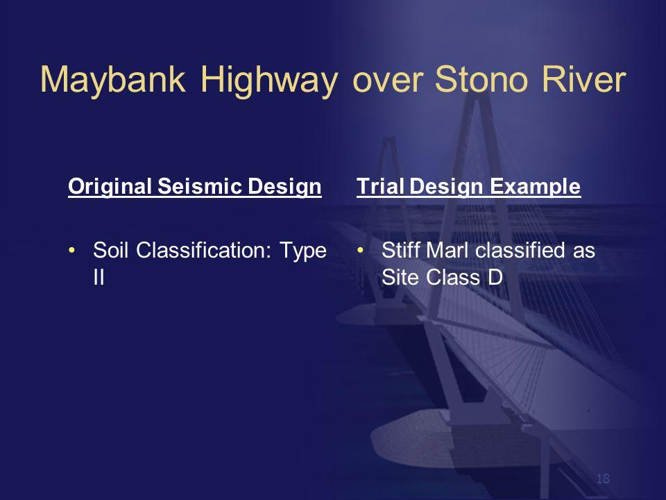 Maybank Highway over Stono River
