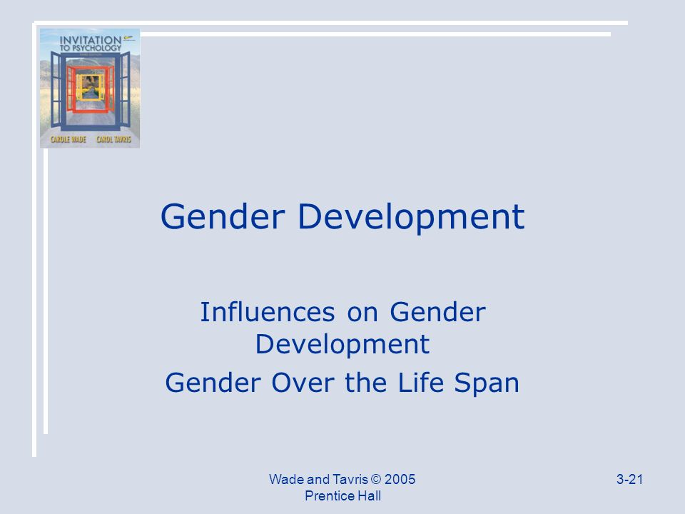 Gender differences in parental influence on