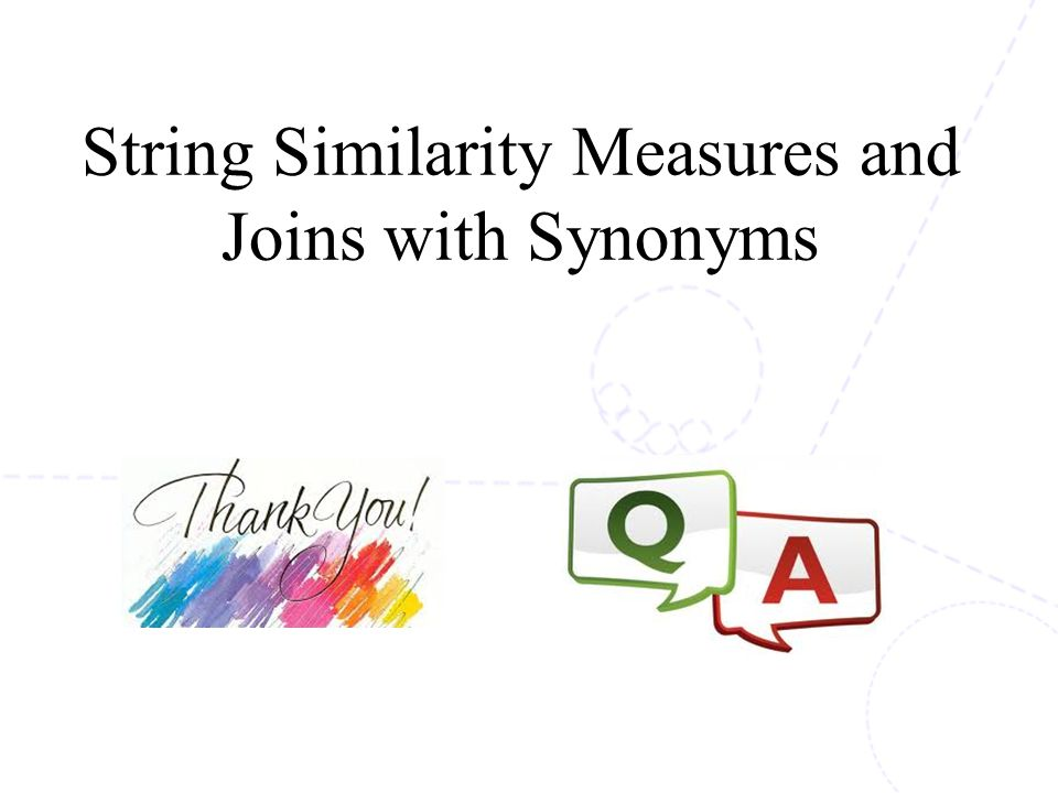 String Similarity Measures and Joins with Synonyms