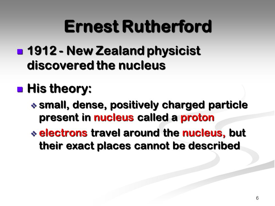 """a biography of ernest rutherford a new zealand physicist They named the element """"rutherfordium"""" after new zealand-born physicist ernest  rutherford (1871–1937), who won the nobel prize in chemistry in 1908 """"for."""