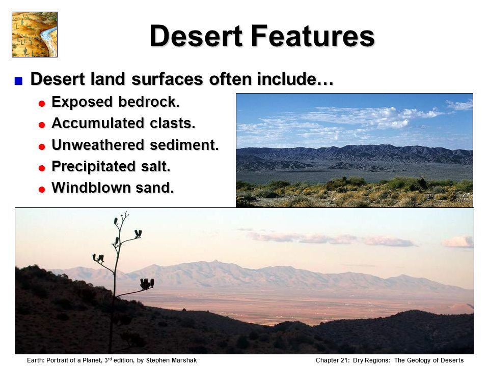 the features of desertification and its reasons Desertification was described as one of the most critically important global environmental problems of the world in the mid what ever the reasons though.