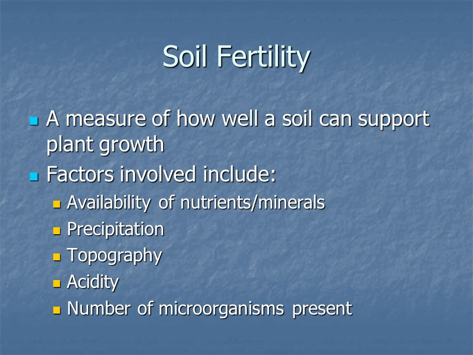 Weathering soil formation and erosion ppt video online for Soil support