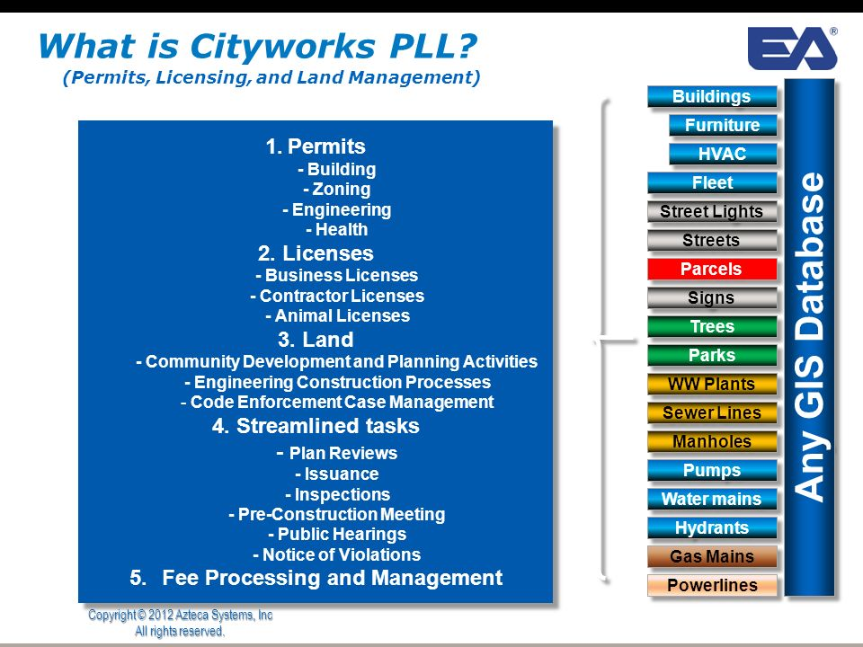 Construction Management Database : Asset management not a scary or costly concept ppt