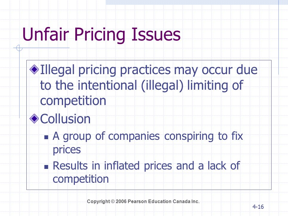 drug pricing and competition issues in Now we really know how trump looks at america's drug price it means drugs that should've been crushed by competition in drug pricing is one of those issues.