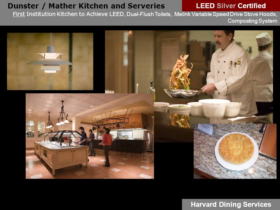 Harvard Dining Services