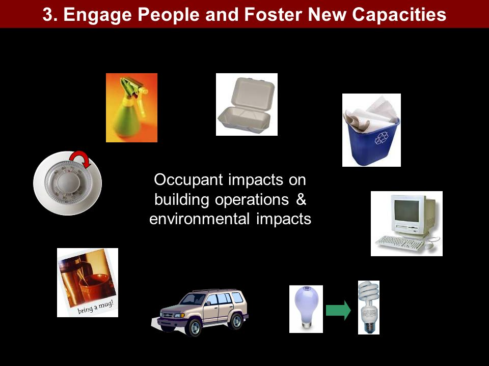 3. Engage People and Foster New Capacities