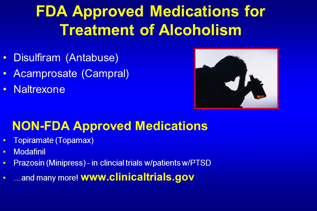 Alternative Treatments for Alcoholism