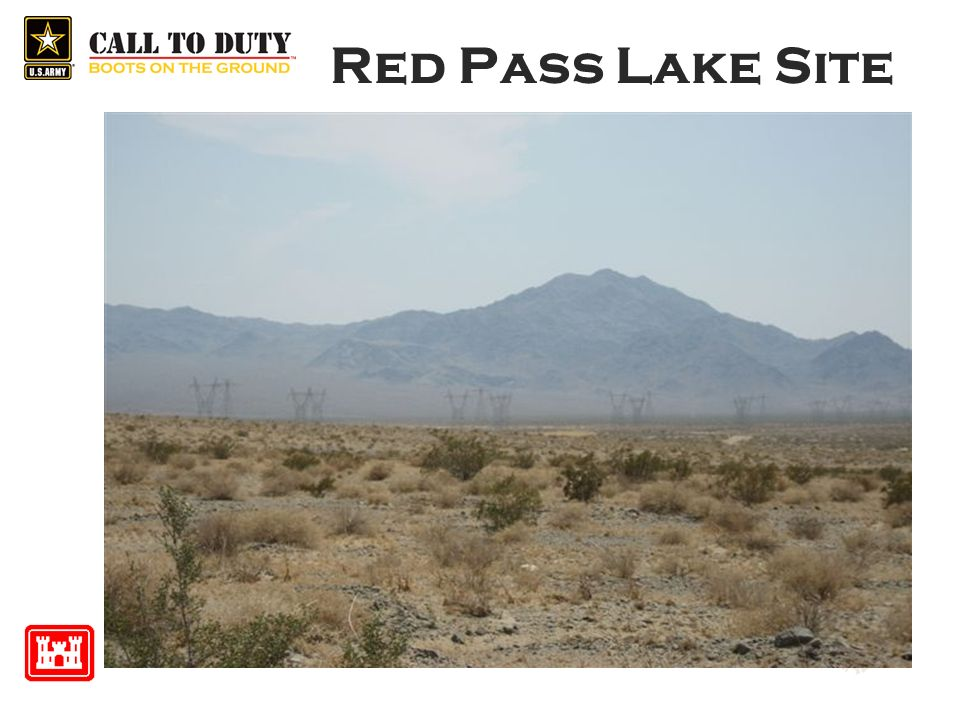 Red Pass Lake Site