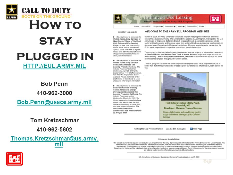 How to stay plugged in   Bob Penn