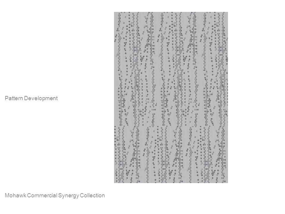 Pattern Development Mohawk Commercial Synergy Collection