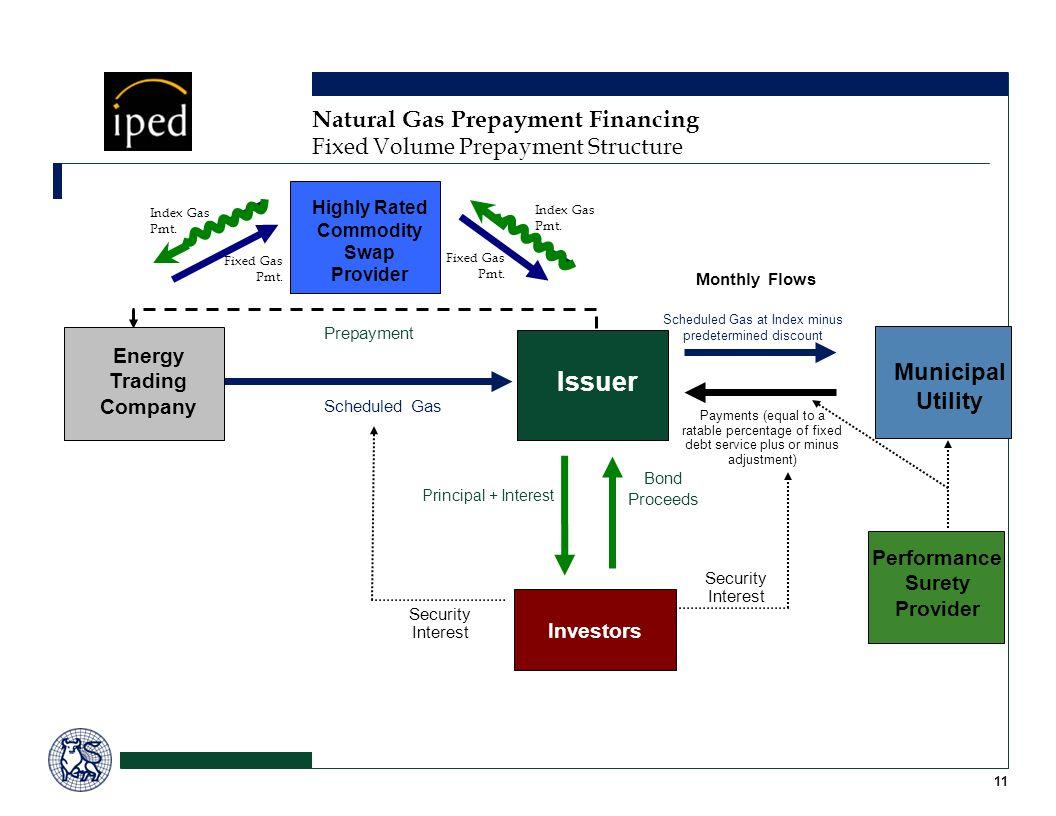 Energy Trading Company Performance Surety Provider