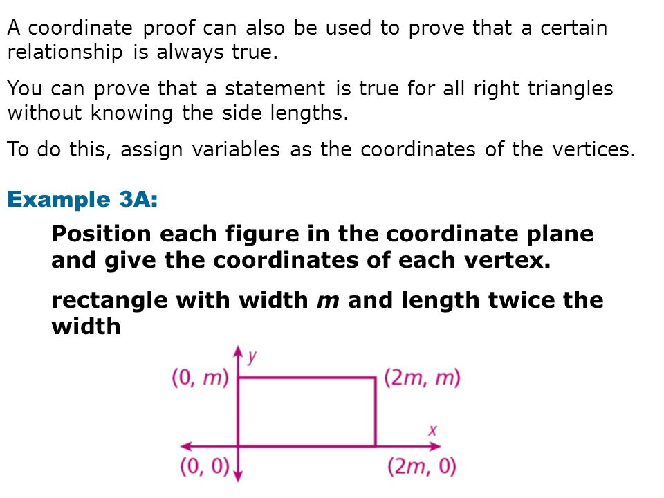 rectangle with width m and length twice the width