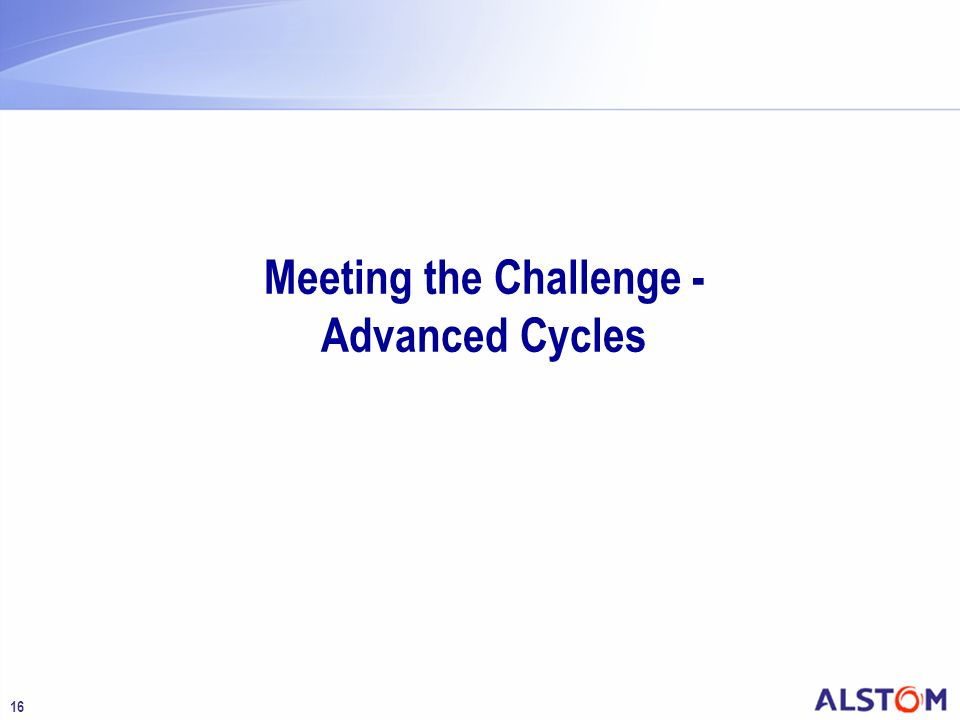 Meeting the Challenge -