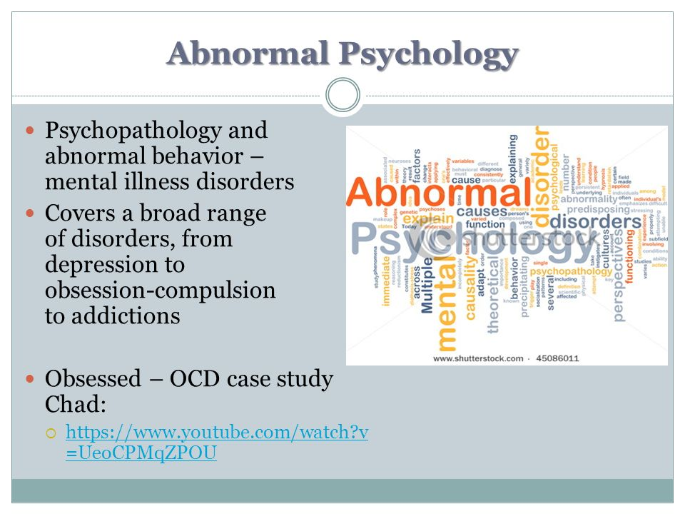 Not Just a Boring Worksheet: New Interactive Case Studies for Abnormal Psychology
