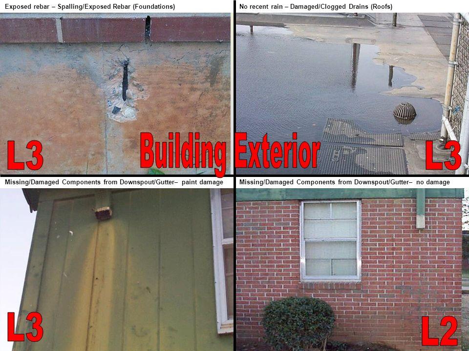 Building Exterior L3 L3 L3 L2