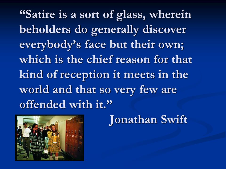 a modest proposal 'satire is characterized A modest proposal and other satires study guide contains a biography of jonathan swift, literature essays, quiz questions, major themes, characters, and a full summary and analysis a modest proposal and other satires study guide contains a biography of jonathan swift, literature essays, quiz questions, major themes, characters, and a full.