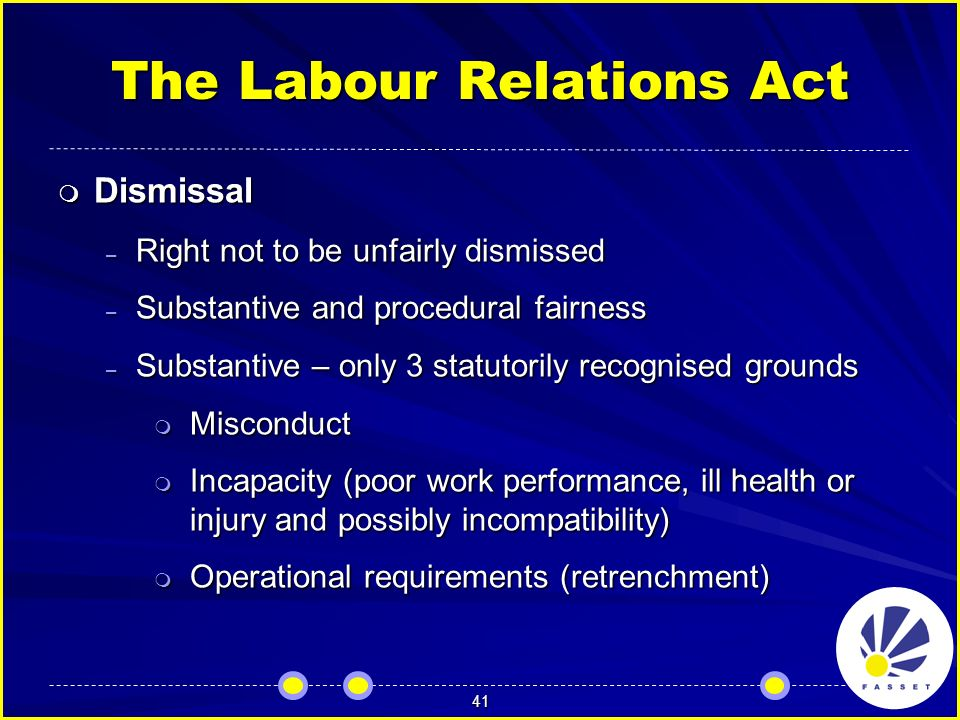Summary of the Labour Relations Amendment Act 6 of 2014