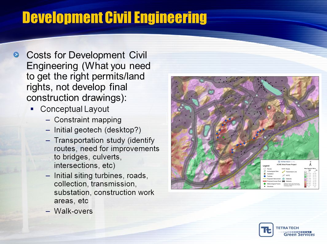 Development Civil Engineering