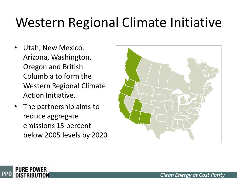 Western Regional Climate Initiative