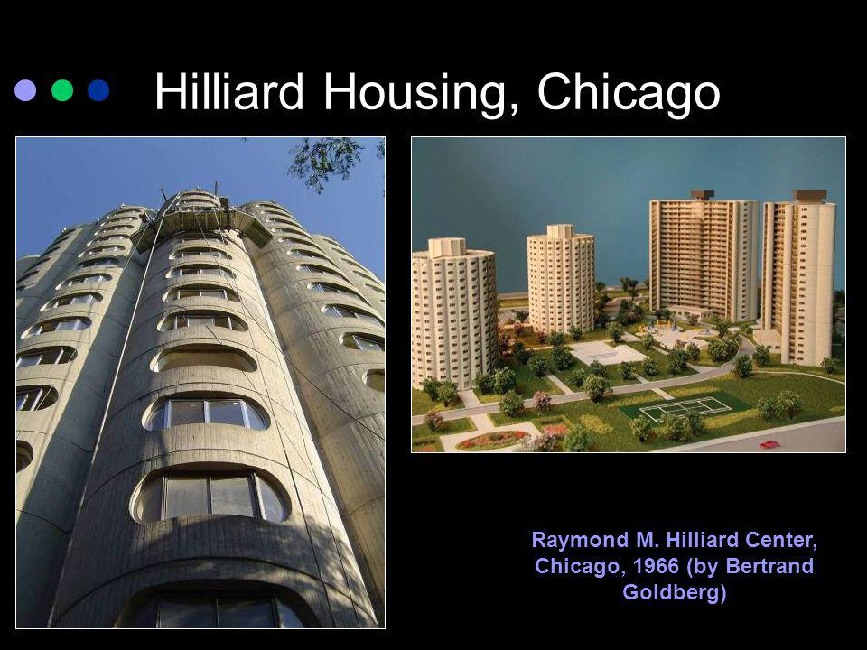 Hilliard Housing, Chicago
