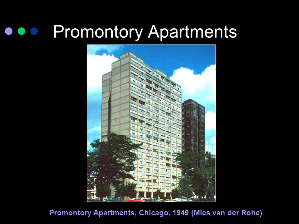 Promontory Apartments