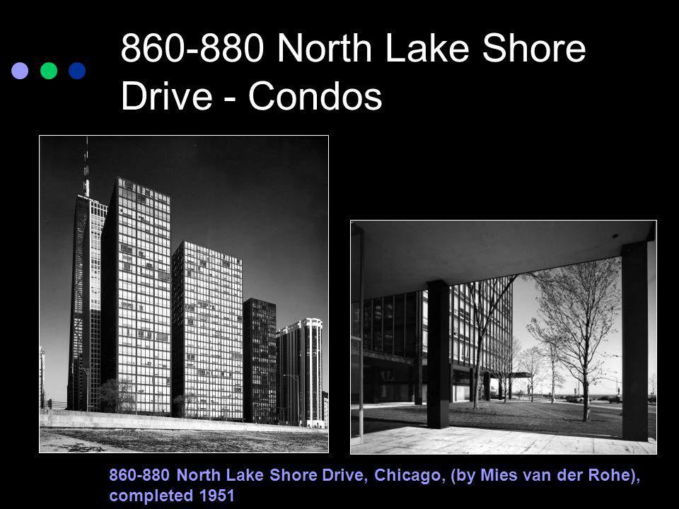 860-880 North Lake Shore Drive - Condos