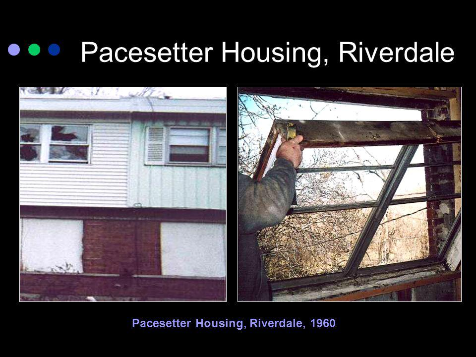 Pacesetter Housing, Riverdale
