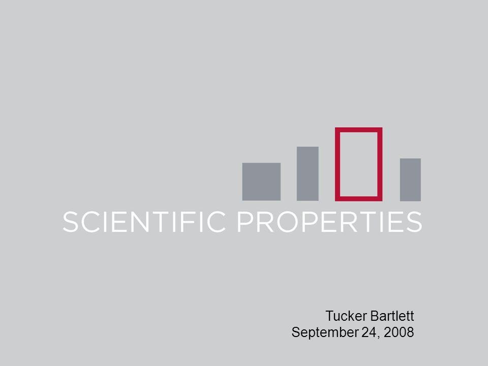 Dr. Andrew Rothschild Tucker Bartlett September 24, 2008