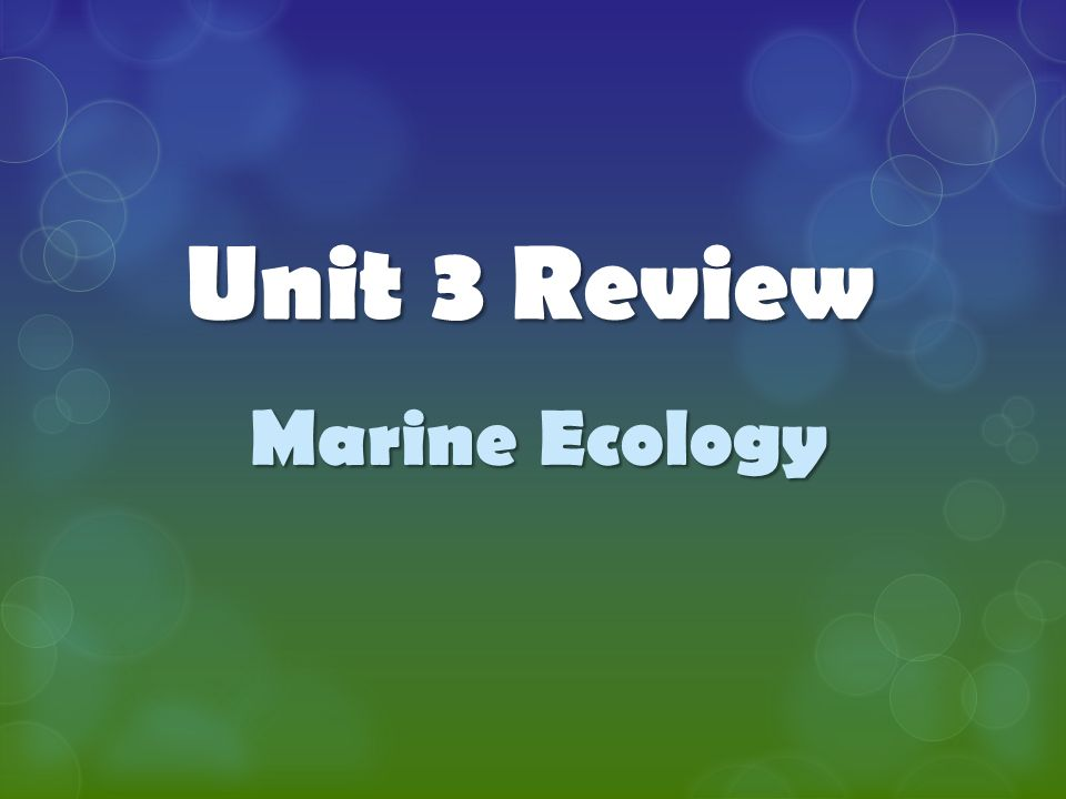 unit 3 review Click the top right of the video there will be an option at the top to download.