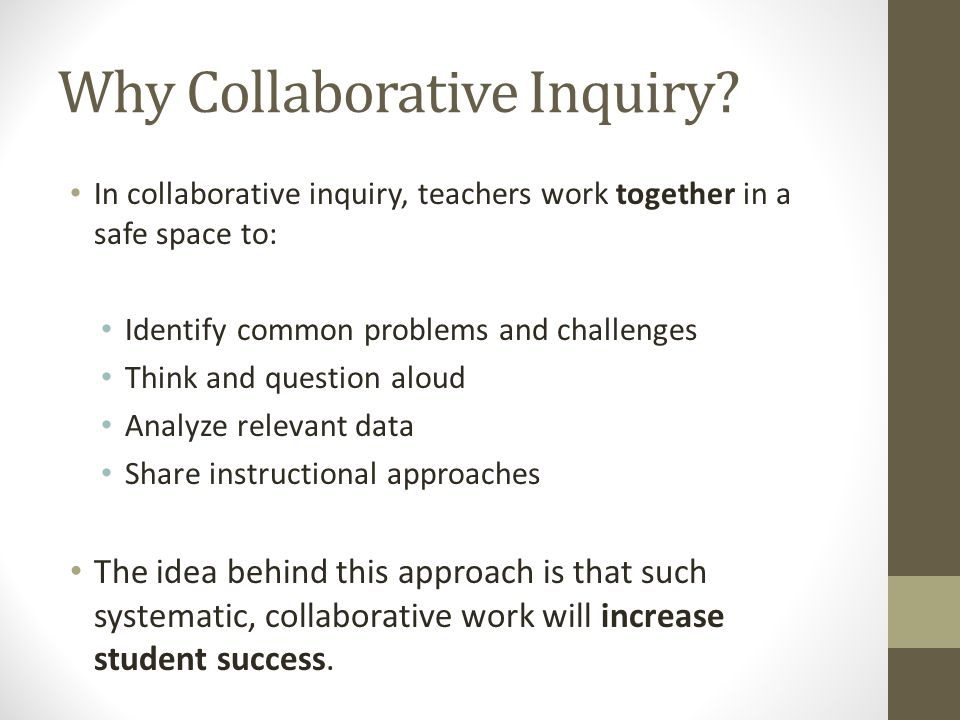 Collaborative Classroom Data ~ Minute data dialogue collaborative inquiry ppt video