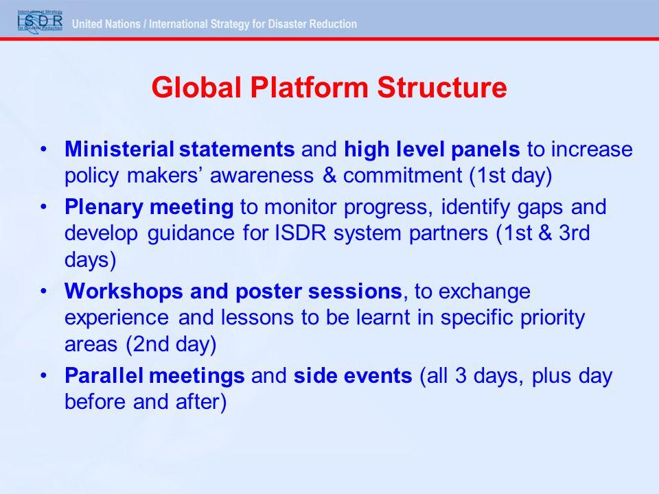 Global Platform Structure