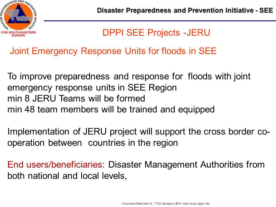 DPPI SEE Projects -JERU
