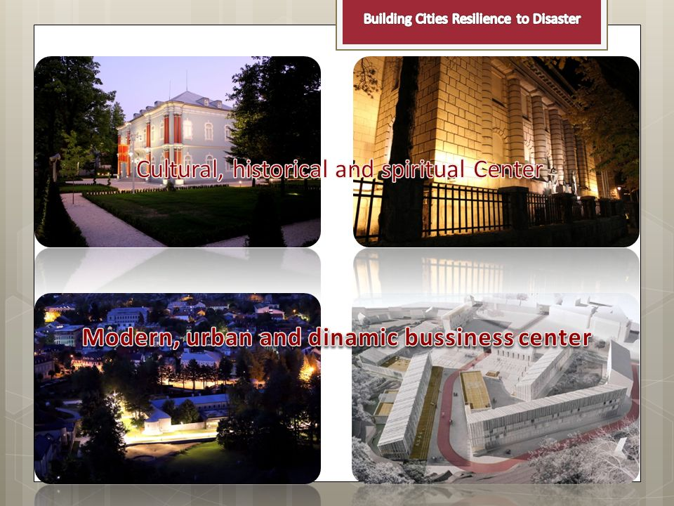 Modern, urban and dinamic bussiness center