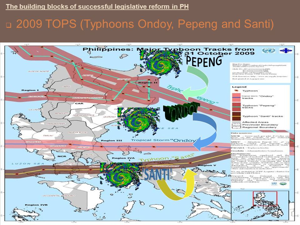 2009 TOPS (Typhoons Ondoy, Pepeng and Santi)